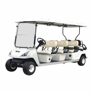China OEM Customize 8 Sitze Elektro Golf Cart (DG-C6 + 2) mit Ce